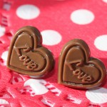 Chocolat earrings