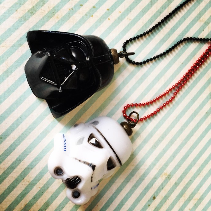DatrhVader - Stormtrooper Necklaces